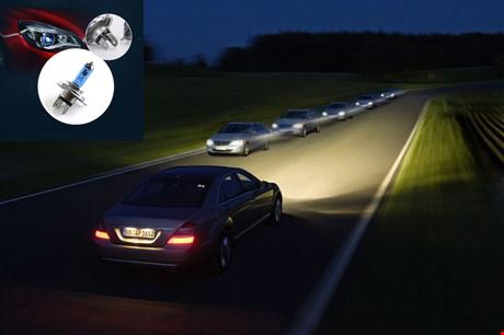 đèn pha ô tô siêu sáng