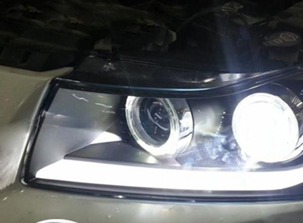 độ đèn bi xenon