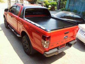 nắp thùng ford ranger nắp cuộn