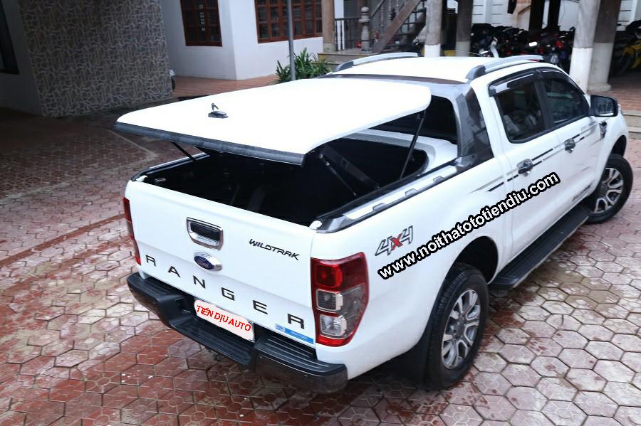 nắp thùng điện xe bán tải ford ranger