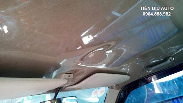 bọc trần nilon cho xe ô tô giá rẻ