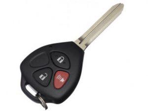 chìa khóa ô tô