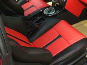 bọc ghế da ô tô da công nghiệp