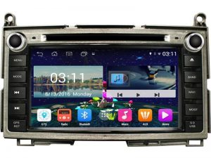 dvd android-toyota
