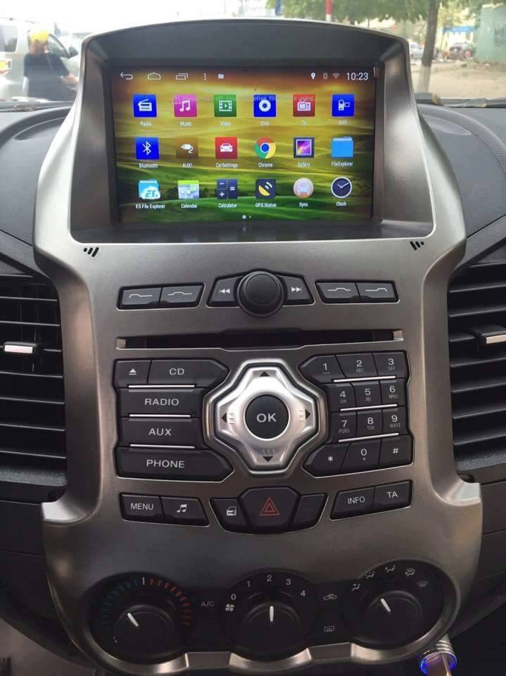 DVD Android Ford ranger