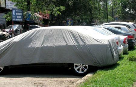 bạt che nắng ô tô