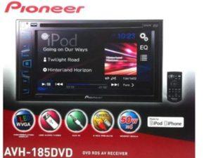 dau DVD Pioneer oto 185bt
