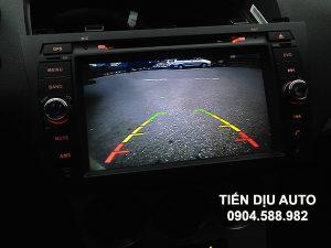Màn hình camera lùi cho xe Mazda 3