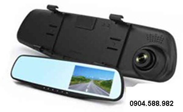 camera hành trình kẹp gương ô tô