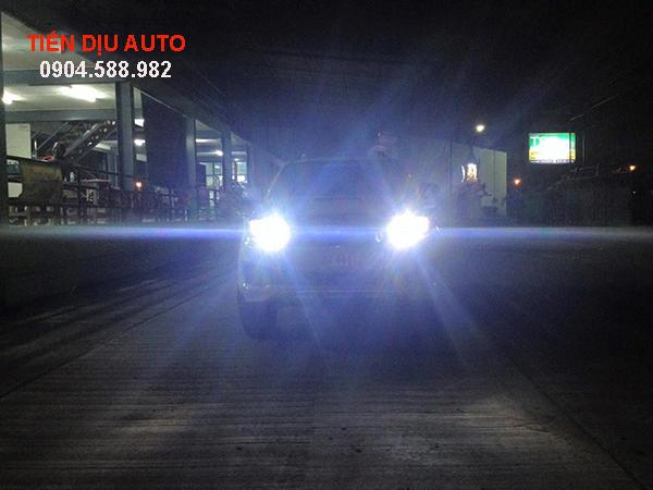 Độ đèn ô tô xenon Aozoom