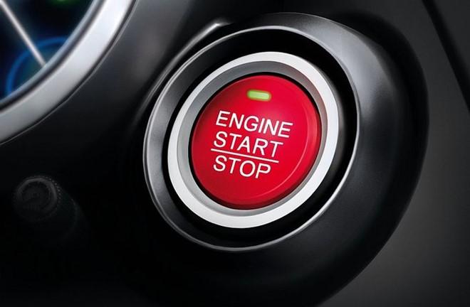 độ nút starttop cho ô tô