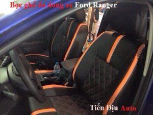 bọc ghế ford ranger