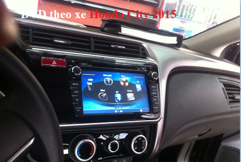 man hinh dvd honda city 2015
