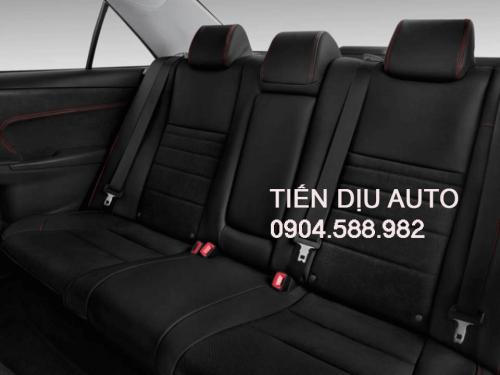 Bọc ghế da ô tô Toyota Camry