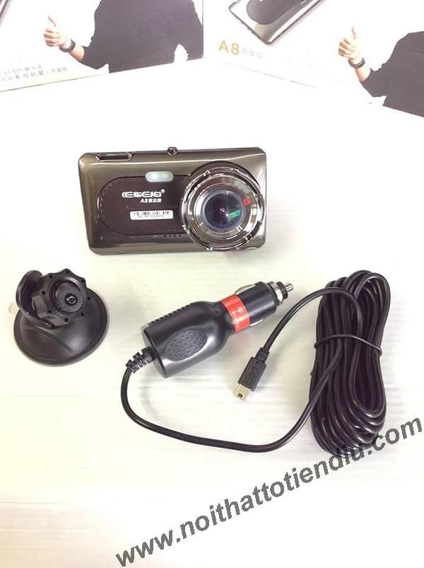 Camera hành trình cho ô tô A8