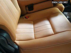 Bọc ghế da ô tô fortuner