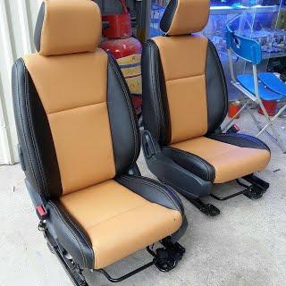 Bọc ghế da ô tô fortuner giá rẻ