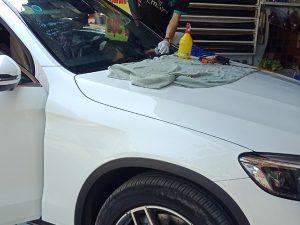 dán phim cách nhiệt Mercedes tốt nhất Hà Nội
