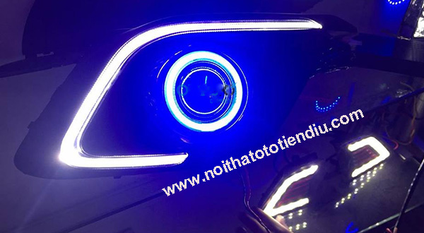 đèn gầm led bixenon cho Mazda 3
