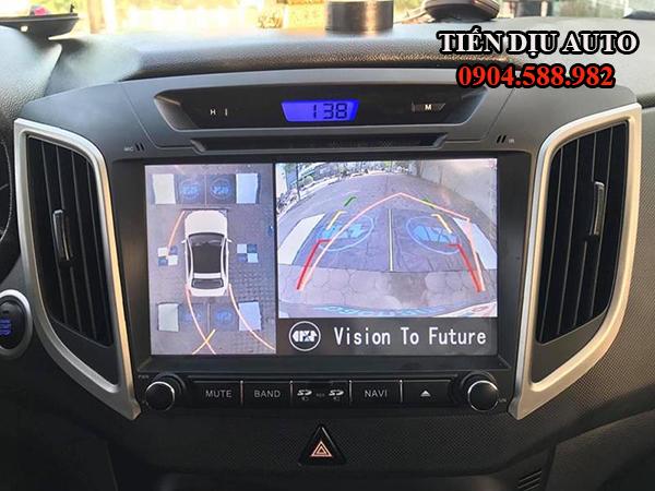 camera hành trình 360 ô tô