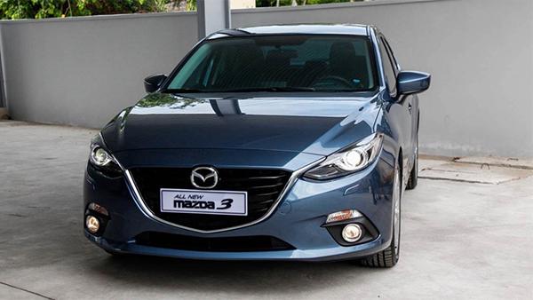 Đèn pha ô tô Mazda All new