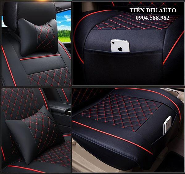 mẫu áo ghế ô tô đẹp