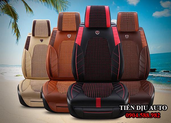 áo ghế ô tô cao cấp 3D