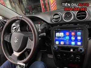 màn hình dvd android cho xe suzuki vitara