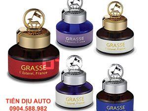 nước hoa ô tô grass