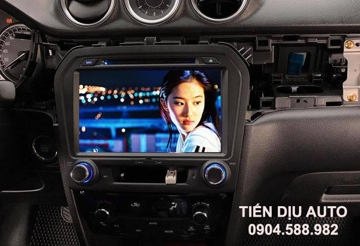 hình ảnh đầu dvd suzuki vitara