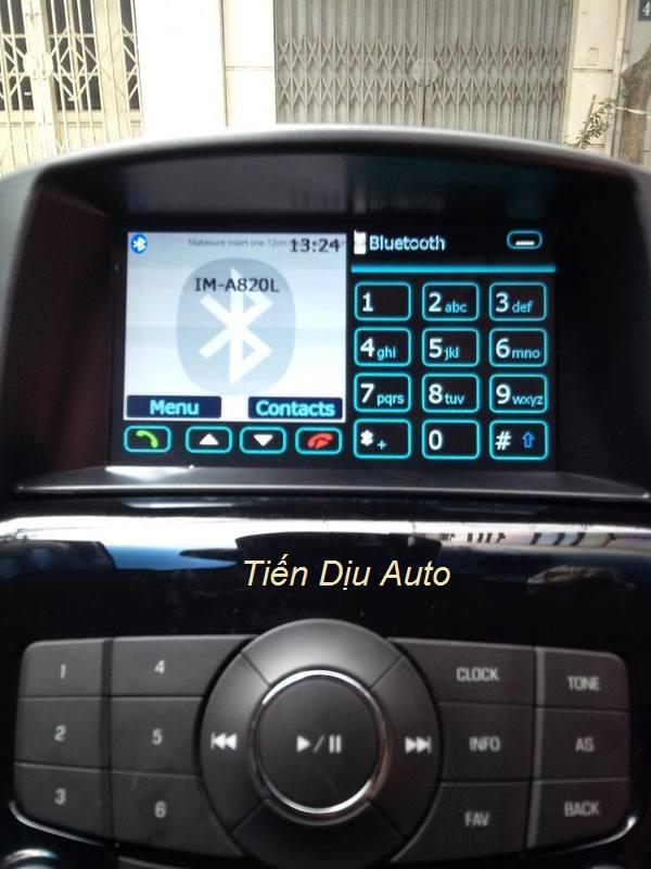 DVD kết nối với Bluetooth trên điện thoại một cách dễ dàng
