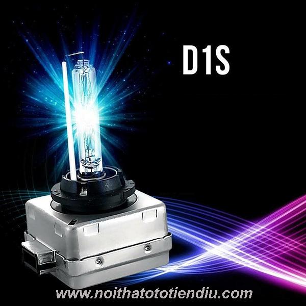 lắp bóng đèn xenon cho ô tô