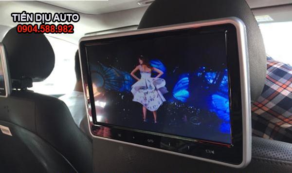 màn hình gối đầu ô tô cao cấp