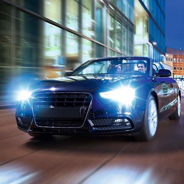 đèn ô tô xenon aozoom cho xe sang