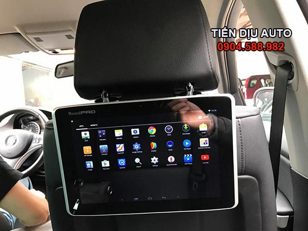 màn hình gối đâu ô tô android