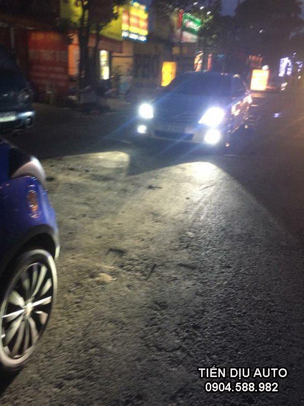 đèn gầm ô tô siêu sáng