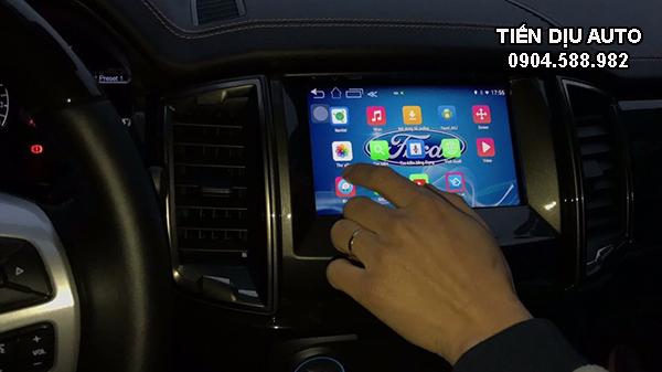 giá màn hình dvd xe ford ranger