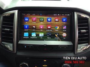màn hình dvd android cho xe ford Ranger