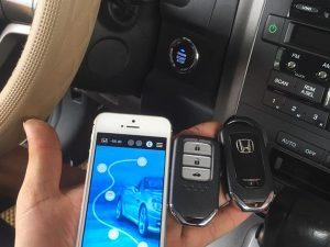 chìa khóa thông minh start stop smartkey xe honda