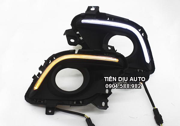 ốp đèn gầm led xe Mazda 6