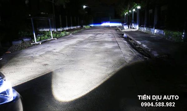 độ đèn xenon cho xe mazda 6