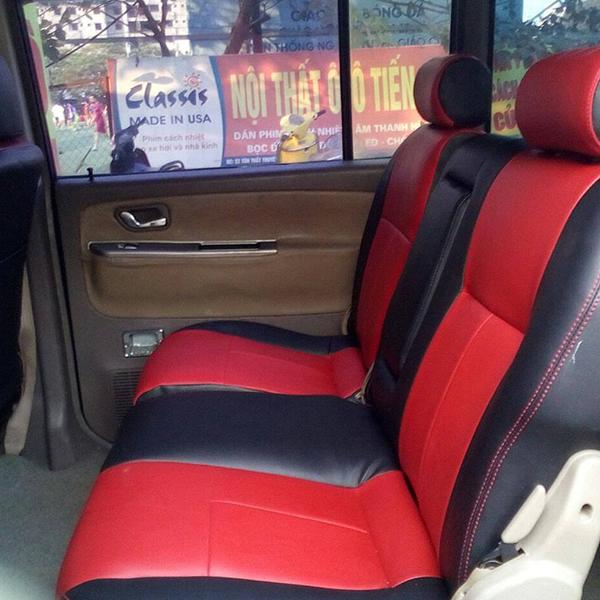 bọc ghế da xe nissan navara giá rẻ