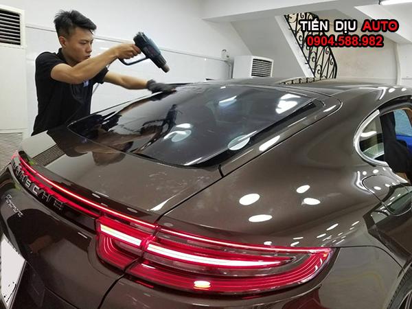 phim cách nhiệt xe porsche