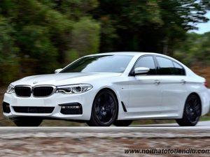 dán phim cách nhiệt xe BMW