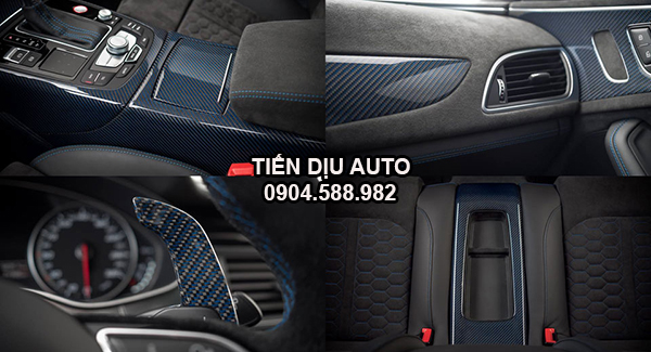 sơn carbon nội thất ô tô