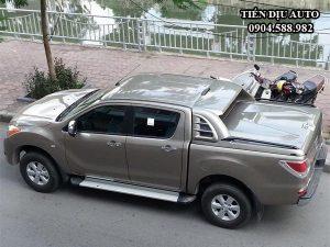 nắp thùng thấp xe Mazda BT50