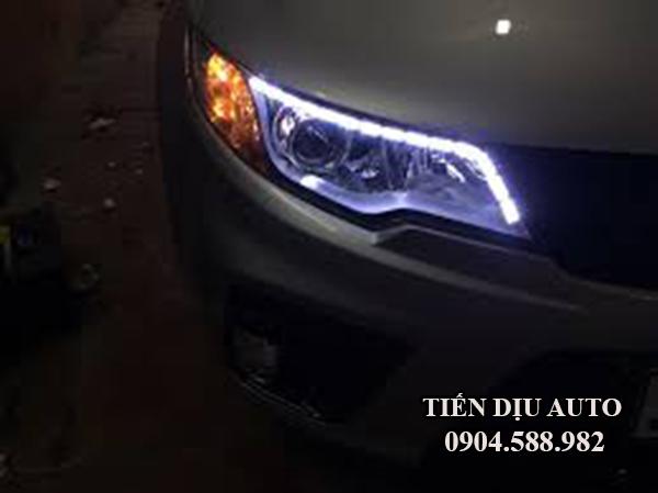 Đèn Xenon siêu sáng xe Kia Forte