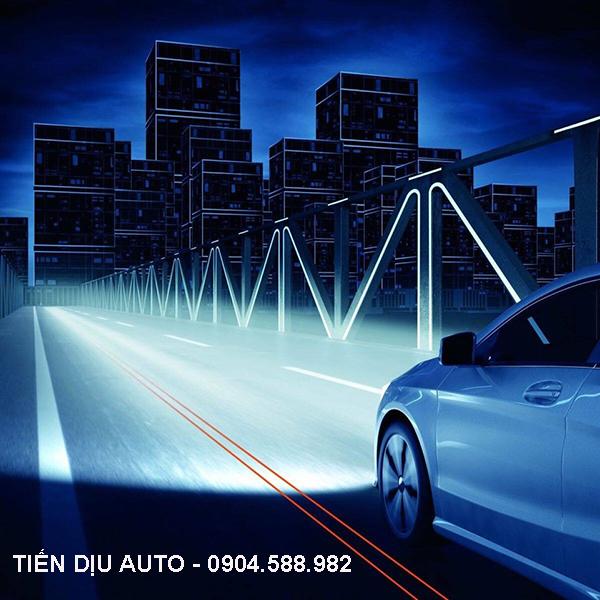 đèn ô tô siêu sáng