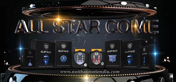 bóng đèn led ô tô GPNE