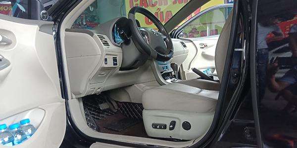 Độ ghế chỉnh điện cho xe Altis